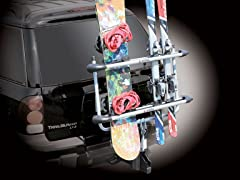 Combo Ski/Bike Hitch