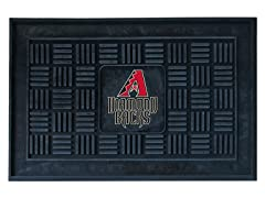 MLB Medallion Door Mats