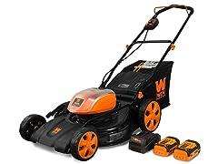 21-Inch 40V Cordless Lawnmower