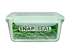 Snap & Seal 67oz. Rectangular Container