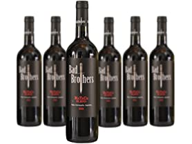 Bad Brothers MaTaCa Argentinean Red Blend (6)