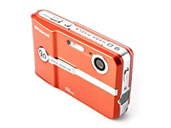 Polaroid 9MP Digital Camera - Orange