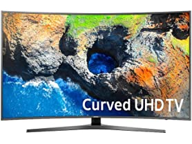 Samsung Curved TVs (Your Choice)