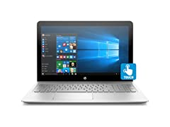 "HP Envy Laptop 15""HD Touch I7 16GB 1TB Silver"