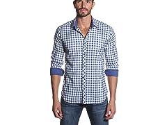 Jared Lang Men's Dress Shirt - Small