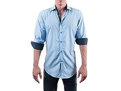 Ethan Williams Dress Shirt - Light Blue