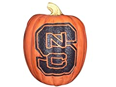 Resin Pumpkin - NC State