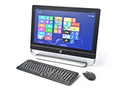 "HP ENVY 23"" Dual-Core i3 AIO PC"