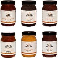 6-Pack Wild Thymes Farm BBQ Sauce
