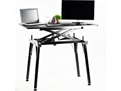 "Complete Standing Workstation 44"" x 24"""