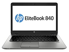 "HP EliteBook 14"" 500GB HD Notebook"