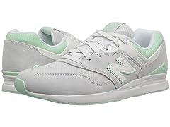New Balance Women's 697v1 Sneaker