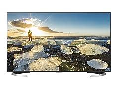 """Sharp 60"""" 4K Ultra HD TV"""