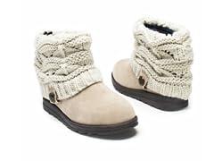 MUK LUKS Women's Patti Cuff Boots
