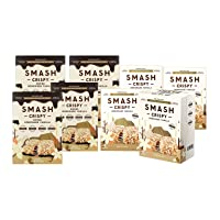 Deals on SMASH CRISPY Homemade Vanilla and Chocolate Dipped 56 Count