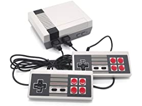 Classic Gaming Console with 600 Games & 2 Controllers