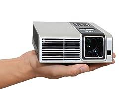 250 Lumen SVGA LED Micro Projector