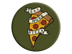 Eat More Pizza PopSocket