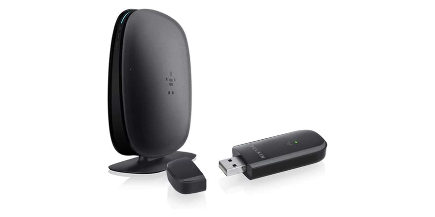 how to connect belkin wireless router without modem