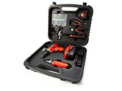 Black & Decker 59-Piece Tool Set