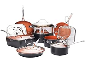 Gotham Steel 15-PC Cookware Set