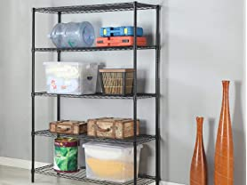 Wire Metal Shelving Units- Your Choice