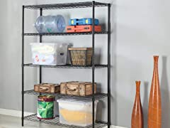 Wire Metal Shelving Units