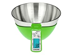 Lime Kitchen Scale