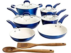 Kenmore Nonstick 12-PIece Induction Cookware Set