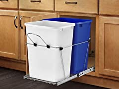 Rev-A-Shelf Pull Out Waste Container