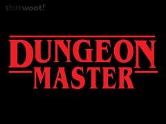 Strange Dungeon Master