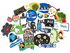 Random Sticker 10-Pack