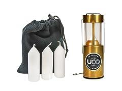 UCO Original Lantern 3 Candles Bag Value