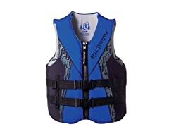Neoprene Flex-Back Life Vest - Royal