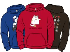 Check out more hoodies here