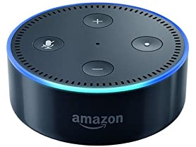 Amazon Echo Dot (2nd Gen) Smart Speaker w/ Alexa