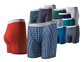 Fruit Of The Loom Boxer Briefs 12-Pack