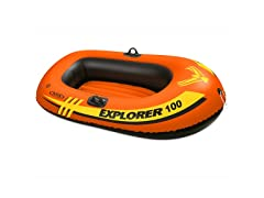 Intex Explorer Inflatable Boat 1-Person