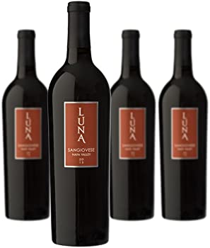 4-Pack Luna Vineyards Napa Valley Sangiovese
