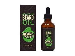 Growther Beard Growth Oil