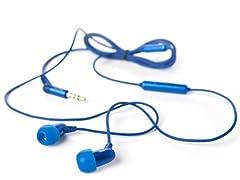 JLab J6M High-Performance Earbuds w/Mic