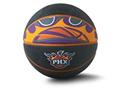 Phoenix Suns Courtside Full Size Ball