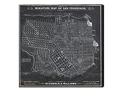 San Francisco Map 1879 (4 Sizes)