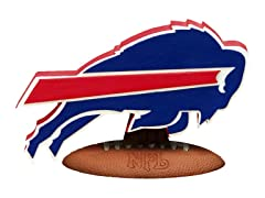 The Memory Company NFL 3D Logo