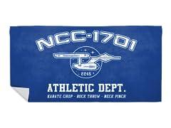 """""""Trek Athletic"""" Beach Towel"""