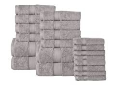 Casa Platino 20-Piece Towel Set
