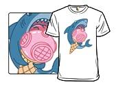 Shark and Ice Cream