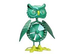 Owl Springee Spinner, Green