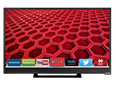 "VIZIO 28"" 720p Full-Array LED Smart TV"