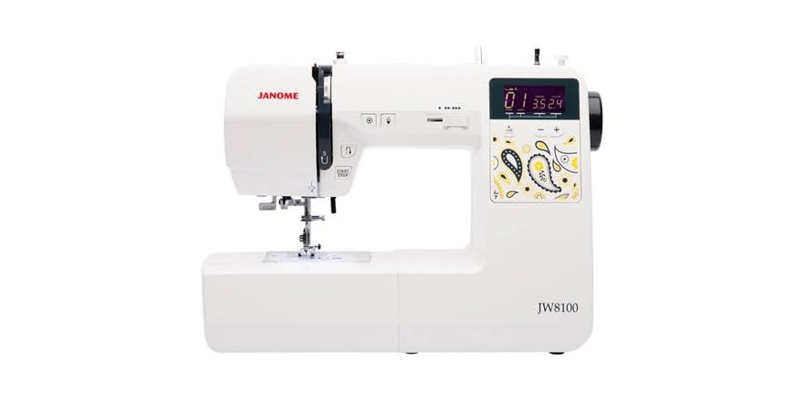 100 stitch sewing machine